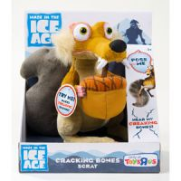 Ice Age 4: Continental Drift Cracking Bones Scrat