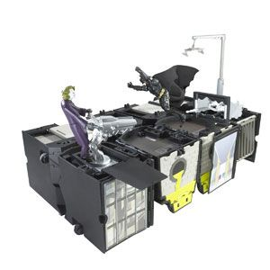 Batman: The Dark Knight Battle Stations Playset
