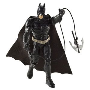 The Dark Knight Rises Batman Action Figures