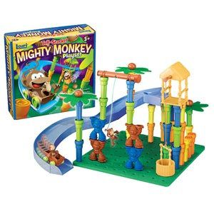 Lauri Tall-Stacker Mighty Monkey Playset