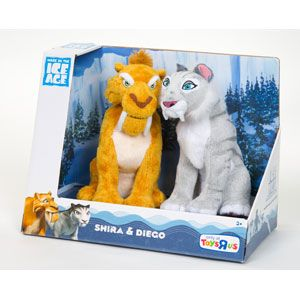 Ice Age 4: Continental Drift Shira & Diego