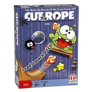 Cut the Rope Game