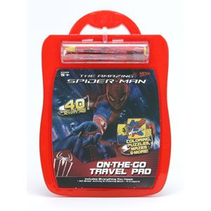 The Amazing Spider-Man On-The-Go Travel Pad