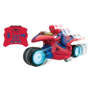 Spiderman bike toy - photo#14