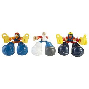 Matchbox Big Boots 3-Packs