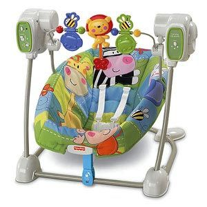 Discover n Grow SpaceSaver Swing & Seat