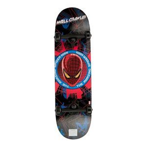 The Amazing Spider-Man Skateboards