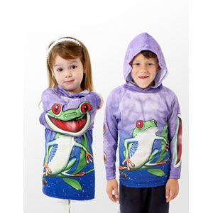 Mouth Man Hoodies