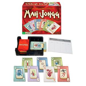 Mah Jongg Card Game