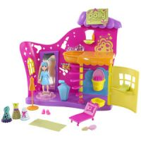 Polly Pocket Color Change Makeover