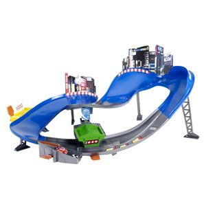 Cars Micro Drifters Motorized Super Speedway
