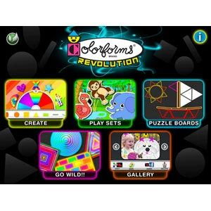Colorforms Revolution HD