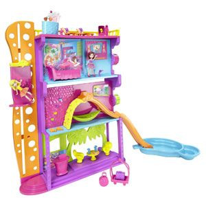 Polly Pocket Spin N Surprise Hotel