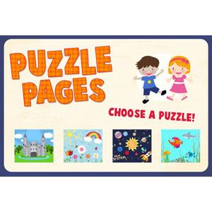 Puzzle Pages