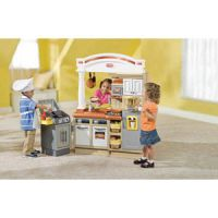Little Tikes Sizzle & Serve Kitchen