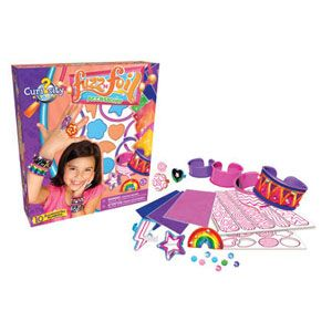 Curiosity Kits Fuzz n Foil Accessories