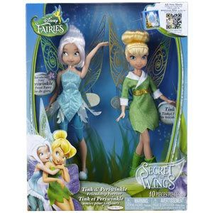 Disney Fairies Secret of the Wings Tink & Periwinkle Friendship Forever