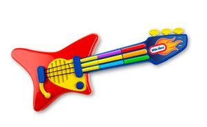 Little Tikes PopTunes Big Rocker Guitar