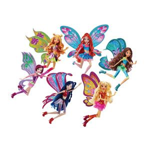 Winx Club Believix Dolls