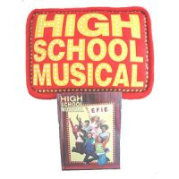 High School Musical Pillow and Diary Set
