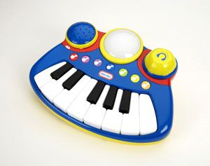 PopTunes Big Rocker Keyboard