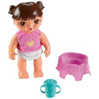 Ready for Potty Baby Dora