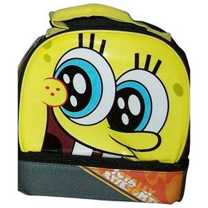 Nickelodeon Backpacks and Lunch Bags