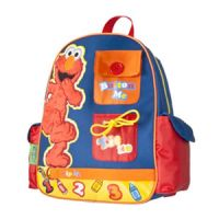 Teach Me Elmo Backpack