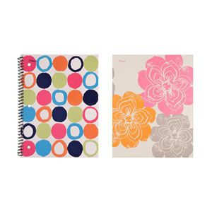 Notebooks, Folders, and Planners