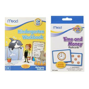 Early Learning Workbooks, Flashcards & More