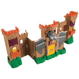 Imaginext Eagle Talon Castle