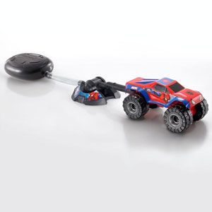 Marvel Heroes Turbo-Air Spider-Man Monster Truck