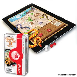 iPieces Snakes & Ladders