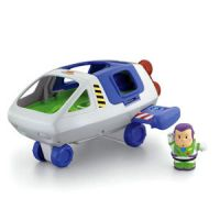 Little People Buzz Lightyear & Spaceship