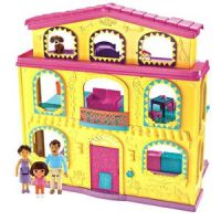 Playtime Together Dora & Me Dollhouse