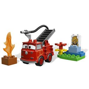 LEGO Duplo Cars Red