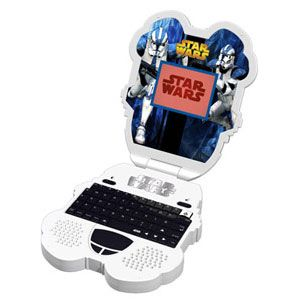 Clone Troopers Learning Laptop