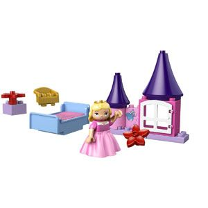 LEGO Duplo Sleeping Beauty's Room