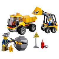 LEGO City Loader and Dump Truck