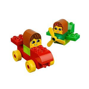 LEGO Duplo Read & Build Kits