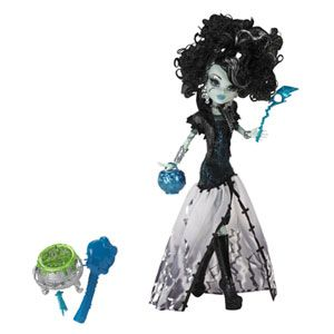 Monster High Ghouls Rule Frankie Stein
