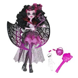 Monster High Ghouls Rule Draculaura