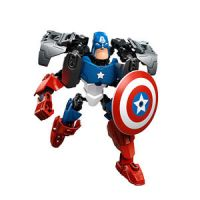 Marvel Superheroes The Avengers Captain America