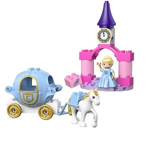 LEGO Duplo Disney Princess Cinderella's Carriage