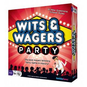 Wits & Wagers Party Edition