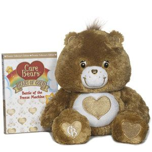 Heart of Gold Care Bear