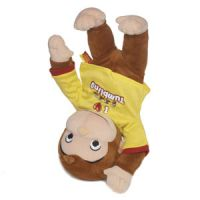 Silly Somersaults Curious George