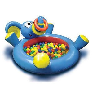 Elephant Ball Pit