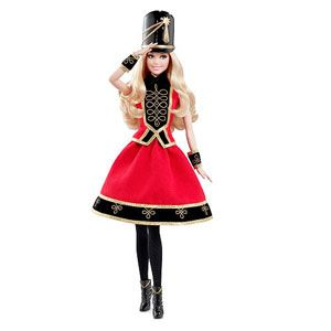 FAO Schwarz 150th Anniversary Barbie Soldier Doll
