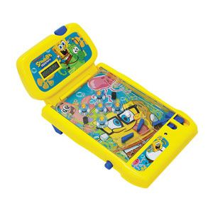 SpongeBob SquarePants Friends on the Run Tabletop Pinball Game
